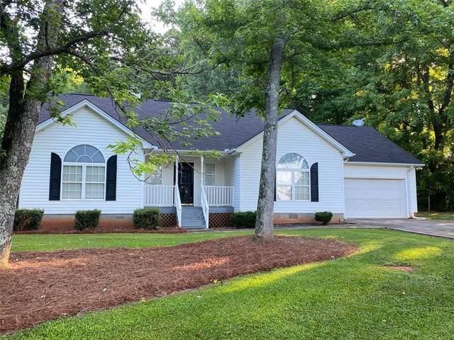 862 Wehunt Road, Hoschton, GA 30548 (MLS #6898420) :: Charlie Ballard Real Estate