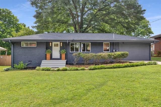 998 Magnolia Drive SE, Smyrna, GA 30082 (MLS #6898421) :: Maria Sims Group