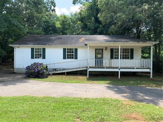 121 Sims Street, Maysville, GA 30558 (MLS #6898444) :: 515 Life Real Estate Company