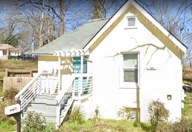 485 Dunbar Street SW, Atlanta, GA 30310 (MLS #6898451) :: Oliver & Associates Realty
