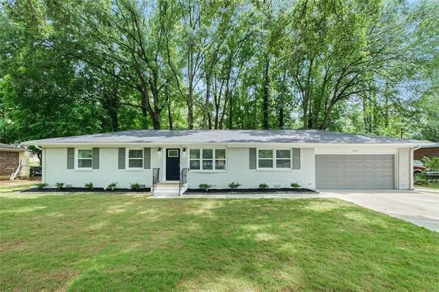 2497 Yolanda Trail, Ellenwood, GA 30294 (MLS #6898470) :: North Atlanta Home Team