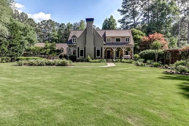 5259 Hadaway Road NW, Kennesaw, GA 30152 (MLS #6898475) :: Path & Post Real Estate