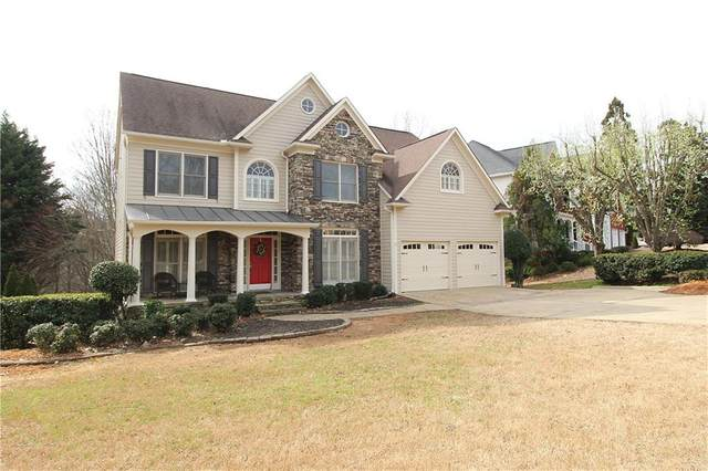 3961 Bellingrath Main Drive NW, Kennesaw, GA 30144 (MLS #6898482) :: North Atlanta Home Team
