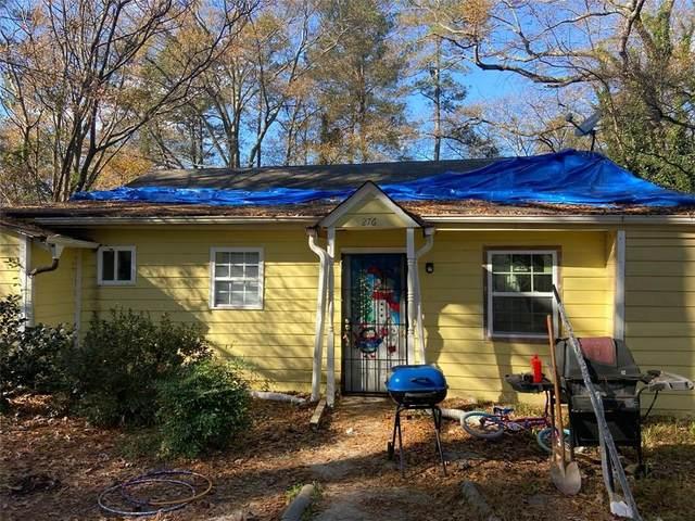276 Fairburn Road NW, Atlanta, GA 30331 (MLS #6898487) :: North Atlanta Home Team
