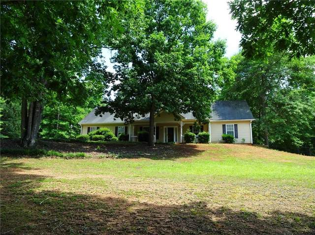 65 Five Oaks Drive, Covington, GA 30014 (MLS #6898493) :: The Heyl Group at Keller Williams