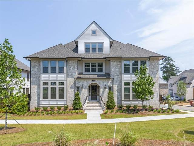 1257 Epping Lane #57, Brookhaven, GA 30319 (MLS #6898494) :: The Cowan Connection Team