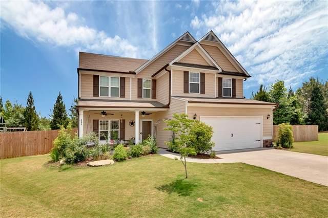 308 Upper Pheasant Court, Ball Ground, GA 30107 (MLS #6898501) :: Lantern Real Estate Group