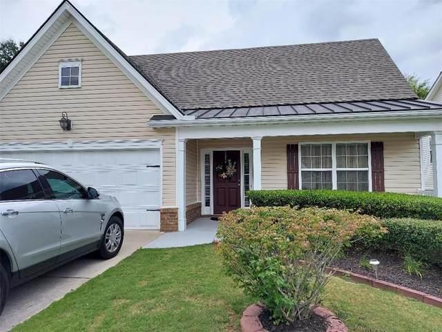 112 Village Drive, Canton, GA 30114 (MLS #6898532) :: Compass Georgia LLC