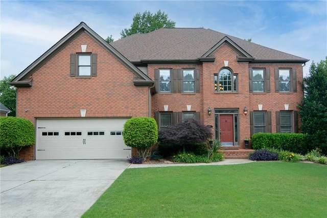 3530 Grove Park Drive, Peachtree Corners, GA 30096 (MLS #6898561) :: The Huffaker Group