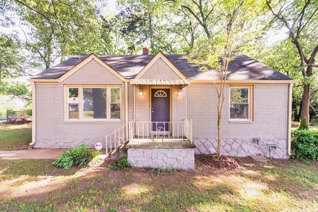 2695 Mcafee Road, Decatur, GA 30032 (MLS #6898578) :: North Atlanta Home Team