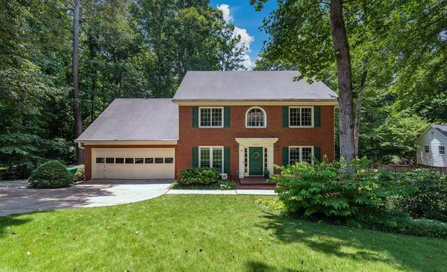 4228 Millhouse Lane, Peachtree Corners, GA 30092 (MLS #6898588) :: North Atlanta Home Team