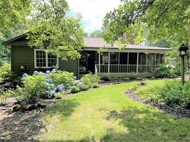 290 Deerfield Lane NW, Sugar Valley, GA 30746 (MLS #6898592) :: RE/MAX Paramount Properties