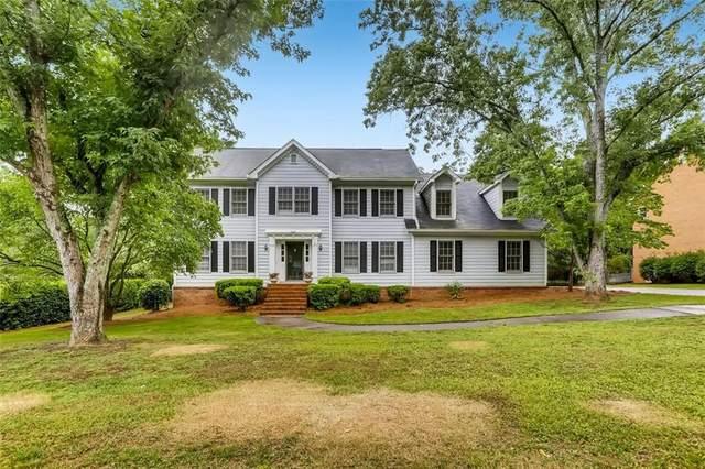 1161 Mary Lee Lane SW, Lilburn, GA 30047 (MLS #6898613) :: RE/MAX Paramount Properties