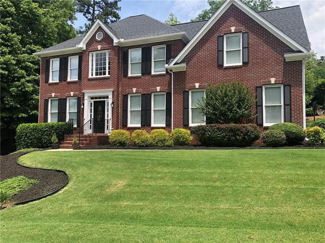 2001 Sunridge Court NW, Kennesaw, GA 30152 (MLS #6898618) :: North Atlanta Home Team
