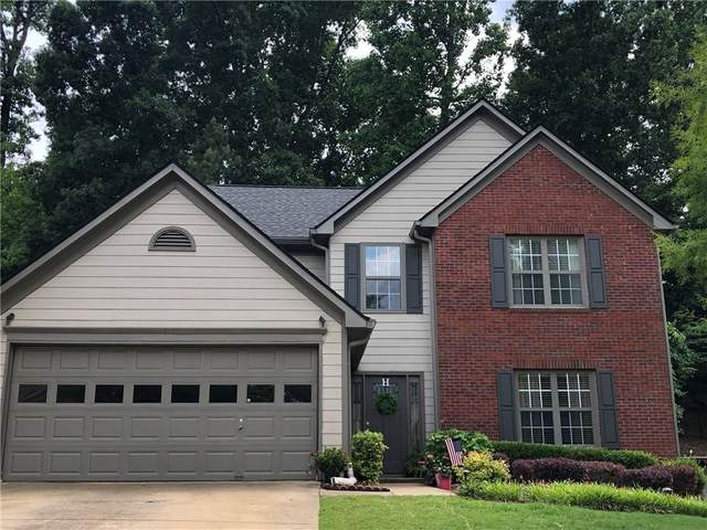 2858 Savannah Walk Lane, Suwanee, GA 30024 (MLS #6898624) :: North Atlanta Home Team