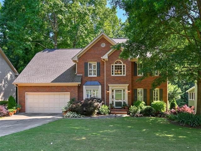 2825 Pine Street, Duluth, GA 30096 (MLS #6898634) :: Rock River Realty