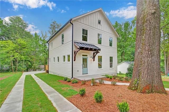 417 Walnut Street, Hapeville, GA 30354 (MLS #6898650) :: Path & Post Real Estate