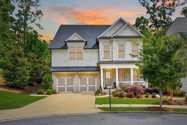 3587 Strath Drive, Alpharetta, GA 30005 (MLS #6898666) :: Path & Post Real Estate