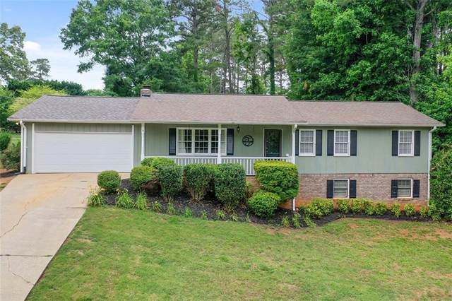 2610 Old Hickory Drive NW, Marietta, GA 30064 (MLS #6898680) :: Kennesaw Life Real Estate