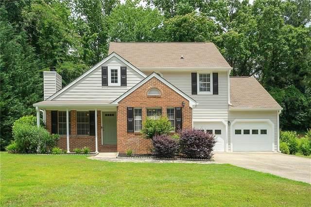 4020 Cooper Lake Court SE, Smyrna, GA 30082 (MLS #6898688) :: North Atlanta Home Team