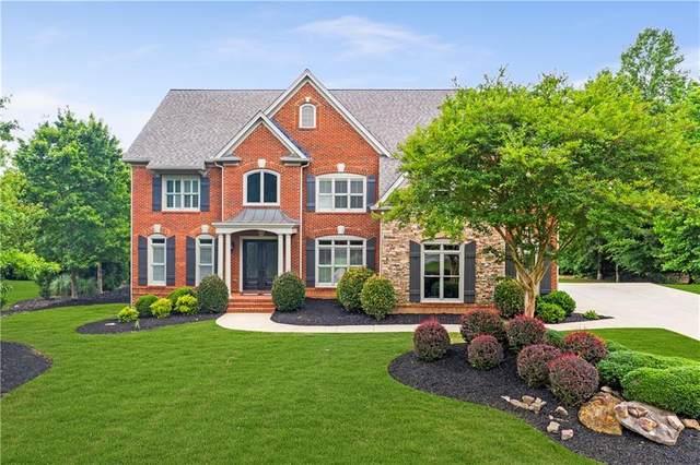 14092 Triple Crown Drive, Milton, GA 30004 (MLS #6898704) :: North Atlanta Home Team