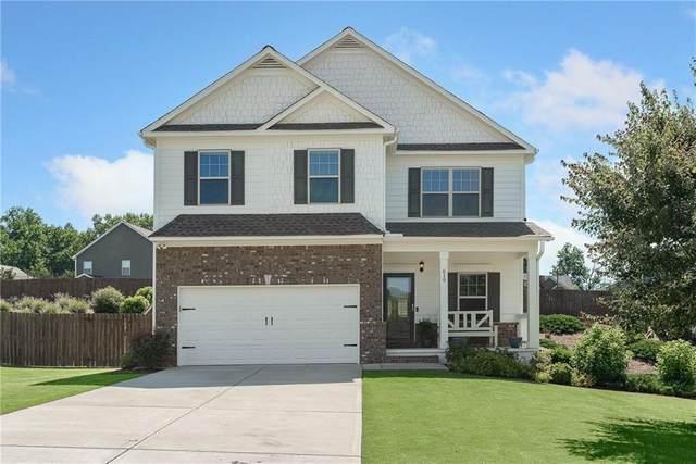 619 Darnell Road, Canton, GA 30115 (MLS #6898734) :: Path & Post Real Estate