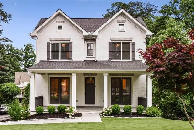 555 E Wesley Road NE, Atlanta, GA 30305 (MLS #6898747) :: North Atlanta Home Team