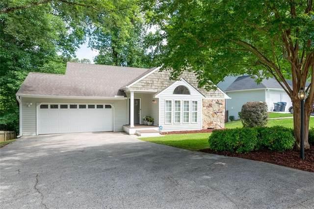 931 Cobb Place Manor Drive, Marietta, GA 30066 (MLS #6898753) :: The Huffaker Group