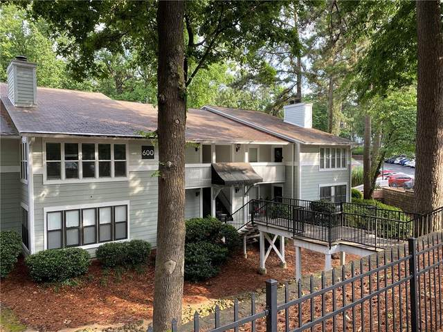 614 Summit North Drive NE, Atlanta, GA 30324 (MLS #6898771) :: North Atlanta Home Team