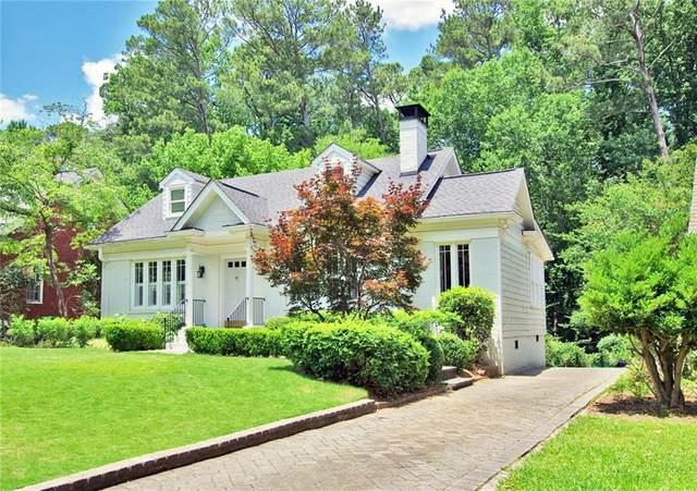 1432 Cornell Road NE, Atlanta, GA 30306 (MLS #6898787) :: Kennesaw Life Real Estate