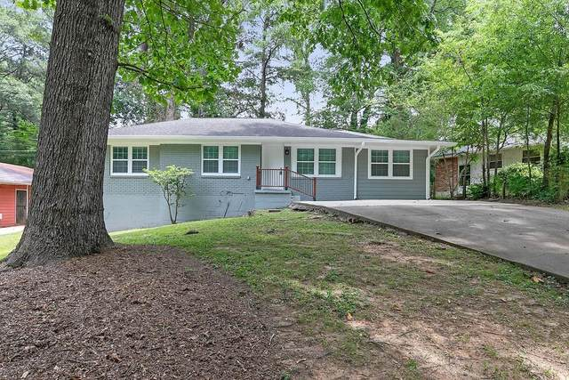 2918 Reveille Circle SE, Atlanta, GA 30022 (MLS #6898799) :: North Atlanta Home Team