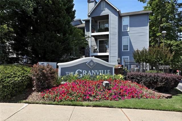 121 Granville Court, Sandy Springs, GA 30328 (MLS #6898823) :: North Atlanta Home Team