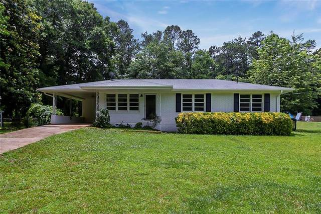 5150 Hiram Lithia Springs Road, Powder Springs, GA 30127 (MLS #6898843) :: North Atlanta Home Team