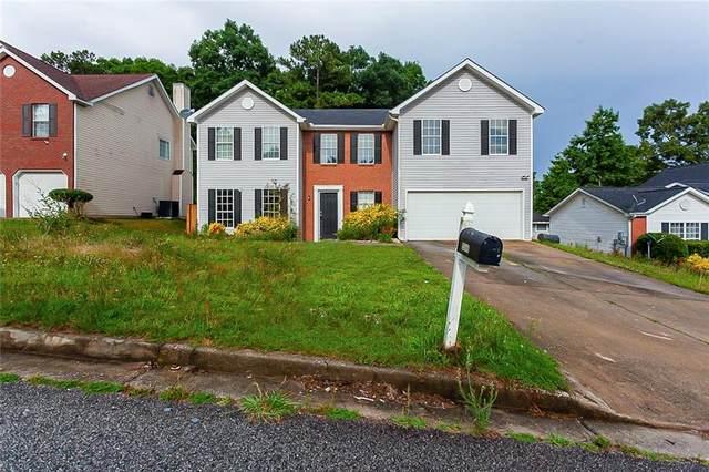2556 Tolliver Drive, Ellenwood, GA 30294 (MLS #6898850) :: North Atlanta Home Team