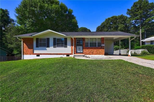 586 Roxbury Drive, Riverdale, GA 30274 (MLS #6898870) :: Rock River Realty