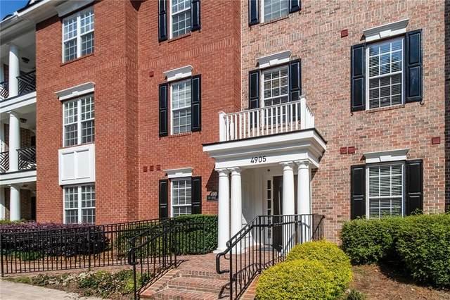 4905 Ivy Ridge Drive #205, Atlanta, GA 30339 (MLS #6898886) :: The Cowan Connection Team