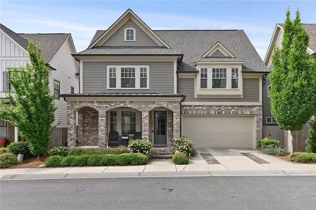 1806 Cromwell Walk, Dunwoody, GA 30338 (MLS #6898927) :: Kennesaw Life Real Estate