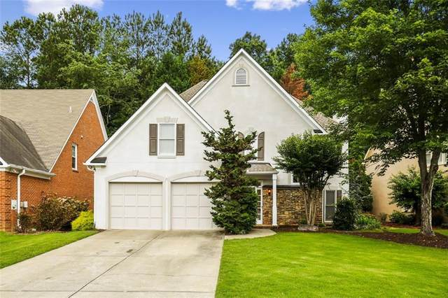 4956 Secluded Pines Drive, Marietta, GA 30068 (MLS #6898974) :: The Huffaker Group