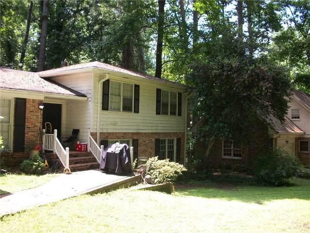 2620 Clairmont Road NE, Atlanta, GA 30329 (MLS #6898976) :: Good Living Real Estate