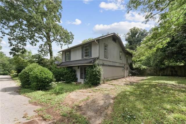 1552 N Ellington Street SE, Atlanta, GA 30317 (MLS #6898980) :: North Atlanta Home Team