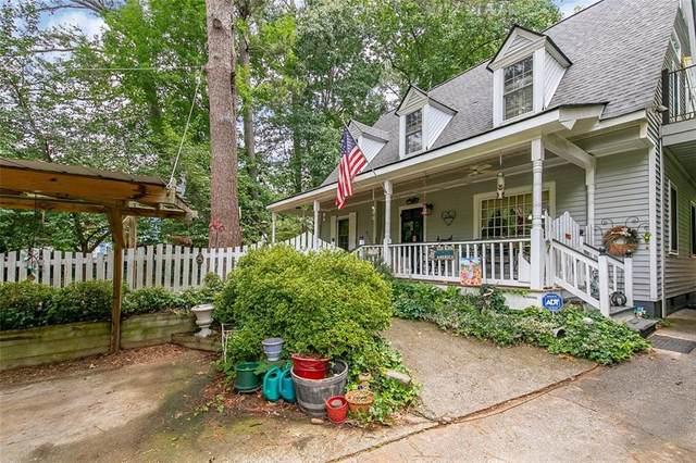 2142 Clairmont Terrace NE, Atlanta, GA 30345 (MLS #6898986) :: Compass Georgia LLC