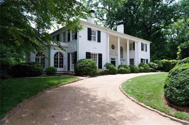 78 W Wesley Road NW, Atlanta, GA 30305 (MLS #6899026) :: Kennesaw Life Real Estate