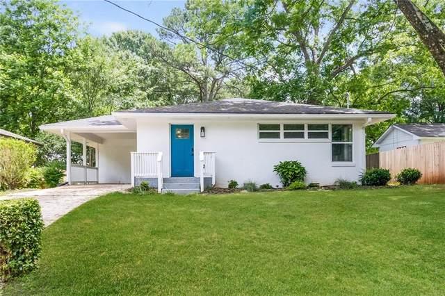 494 Greencove Lane SE, Atlanta, GA 30316 (MLS #6899027) :: Path & Post Real Estate