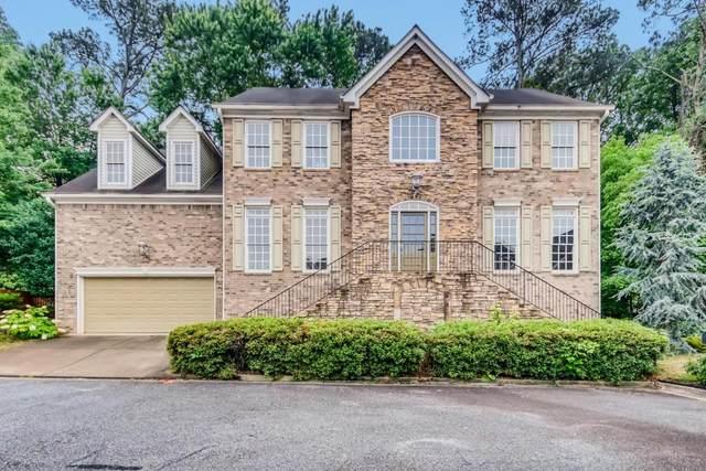 1682 Summit Glen Lane NE, Atlanta, GA 30329 (MLS #6899034) :: Kennesaw Life Real Estate