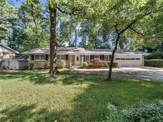 3614 N Druid Hills Road, Decatur, GA 30033 (MLS #6899051) :: RE/MAX One Stop