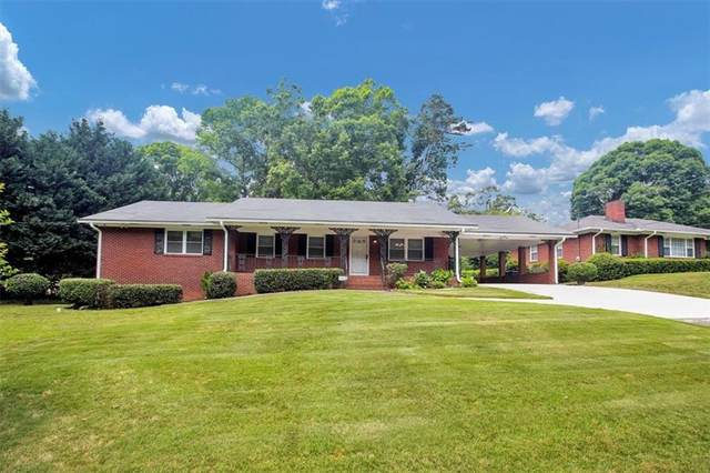 1421 Downs Drive SW, Atlanta, GA 30311 (MLS #6899066) :: Lucido Global