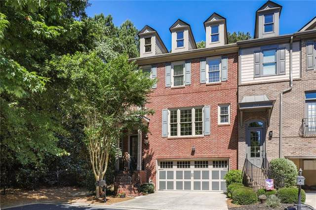 2600 Long Pointe, Roswell, GA 30076 (MLS #6899088) :: RE/MAX Paramount Properties