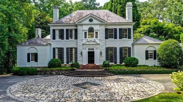 3200 Habersham Road NW, Atlanta, GA 30305 (MLS #6899096) :: Kennesaw Life Real Estate