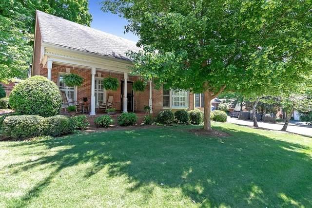 1817 Bedfordshire Drive, Decatur, GA 30033 (MLS #6899110) :: The Justin Landis Group