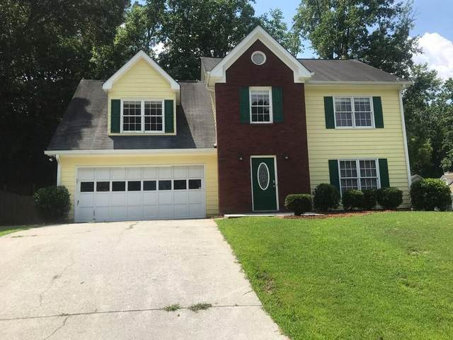 760 Hunters Creek Lane, Lawrenceville, GA 30043 (MLS #6899116) :: RE/MAX Center
